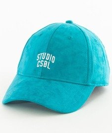 Cayler & Sons-BL Jab Curved Strapback Sea Foam