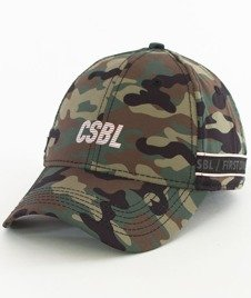 Cayler & Sons-First Division Curved Strapback Camo