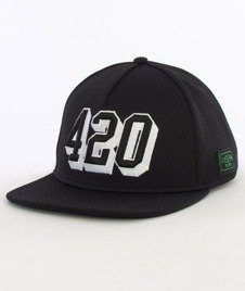 Cayler & Sons-Fo Twenny Cap Snapback Black/White