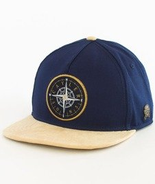 Cayler & Sons-Navigating Cap Snapback Navy
