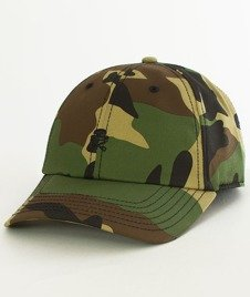 Cayler & Sons-PA Small Icon Curved Snapback Woodland/Black