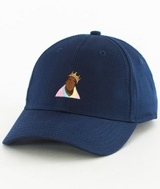 Cayler & Sons-WL A Dream Curved Strapback Navy