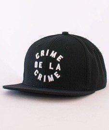 Crooks & Castles-Crime De La Crime Snapback Black