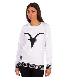 Demonologia-Kozioł Bluza Biała