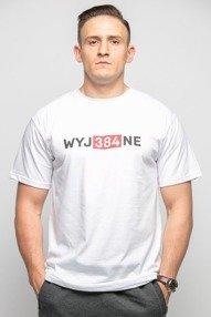 Diamante-WYJ384NE T-Shirt Biały