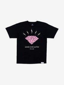 Diamond HEADSTRONG T-Shirt Czarny