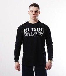 El Polako-Kurde Balans Longsleeve Czarny