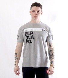 El Polako-OK T-Shirt Szary