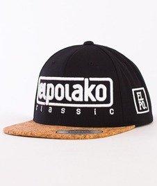 El Polako-Royal Snapback Czarny