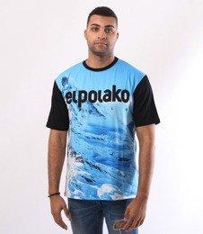 El Polako-Szczyt T-Shirt Sublimacja
