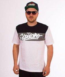 El Polako-Written Colors T-Shirt Czarny/Biały