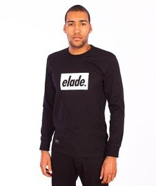 Elade-Box Longsleeve Black