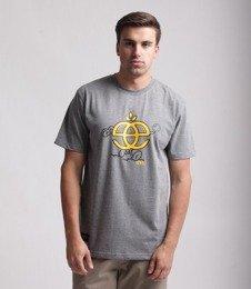 Elade Icon Happy T-Shirt Szary