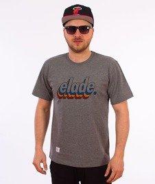 Elade-Logo 90's T-Shirt Szary