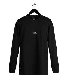 Elade-Mini Logo Longsleeve Black