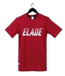 Elade-Race T-Shirt Maroon