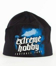 Extreme Hobby-Football Fans Czapka Zimowa Niebieska
