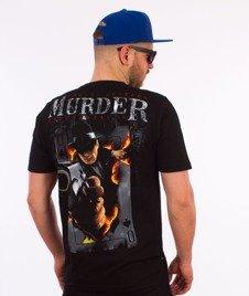 Extreme Hobby-Murder INC. T-shirt Czarny