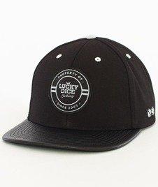 Lucky Dice-Emblems Snapback Czarny