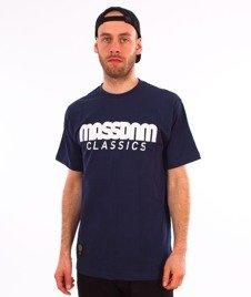Mass-Classics T-shirt Navy