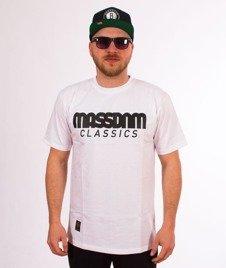 Mass-Classics T-shirt White
