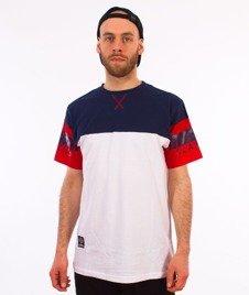 Mass-Division T-Shirt Biały