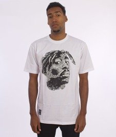 Mass-LA Legend T-Shirt Biały