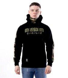 Mass-Mass-Bluza Sweatshirt Shelter Hoody Czarna