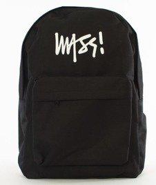 Mass-Signature Backpack Plecak Czarny