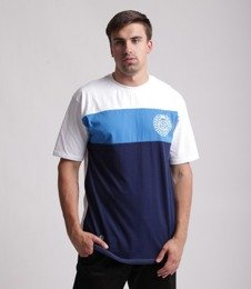 Mass T3 T-Shirt Granatowy