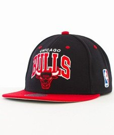 Mitchell & Ness-2 Tone Team Chicago Bulls Snapback NA80Z