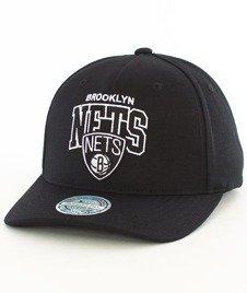 Mitchell & Ness-Brooklyn Nets NBA Team Arch Pinch Panel  INTL227