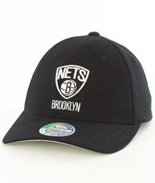 Mitchell & Ness-Brooklyn Nets NBA Team Logo Low Pro INTL228