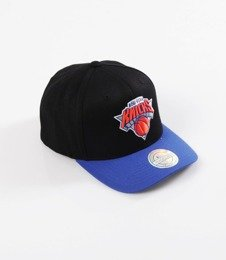 Mitchell & Ness- Wool Solid Snapback - NBA - New York Knicks