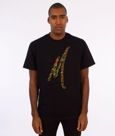 Moro Sport-Cupcakes T-Shirt Czarny