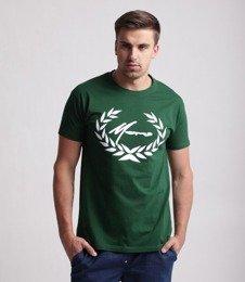 Moro Sport Paris Laur T-Shirt Zielony