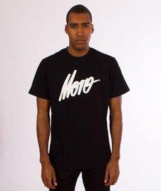 Moro Sport-Slant Tag18 T-Shirt Czarny