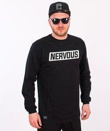 Nervous-Back To Longsleeve Black