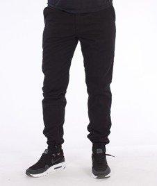 Nervous-CT Fa16 Jogger Spodnie Czarne