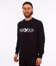 Nervous-Crewneck F17 Classic Bluza Czarna