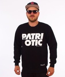 Patriotic-CLS Bluza Czarna