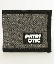 Patriotic-CLS New Gumka Portfel Szary