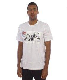 Patriotic-Girl T-Shirt Biały