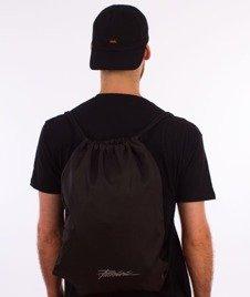 Patriotic-Tag Worek-Plecak Czarny