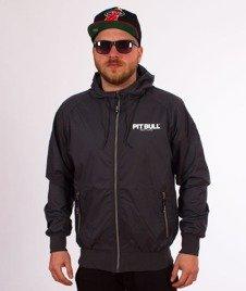 Pit Bull West Coast-Athletic 7 Jacket Kurtka Anthracite