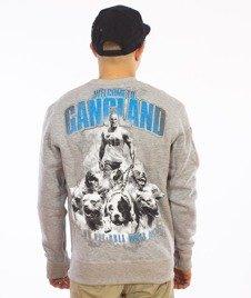 Pit Bull West Coast-Welcome To Gangland Crewneck Grey Melange