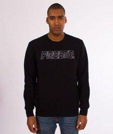 Prosto-Manus Crewneck Bluza Black