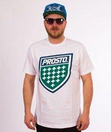 Prosto-Shield XVIII T-Shirt White