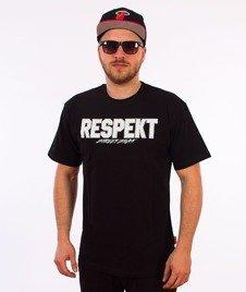 Respekt-Classic T-Shirt Czarny