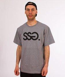 SmokeStory-SSG Classic T-Shirt Szary